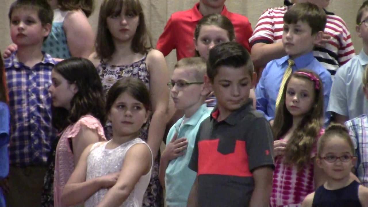 Mooers Elementary Spring Program  5-31-18