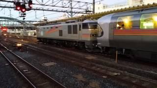 2014年12月22日大宮駅にて撮影。北海道新幹線の開通で廃止がささやかれ...