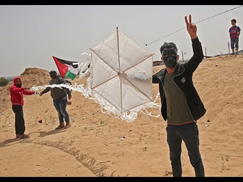 جمعة رابعة من مسيرة العودة الكبرى في غزة  - نشر قبل 1 ساعة