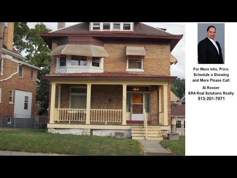 675 North Fred Shuttlesworth Circle, Cincinnati, OH Presented by Al Rosser.