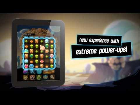Alien Hive - A unique evolving-aliens sliding puzzle game by Appxplore