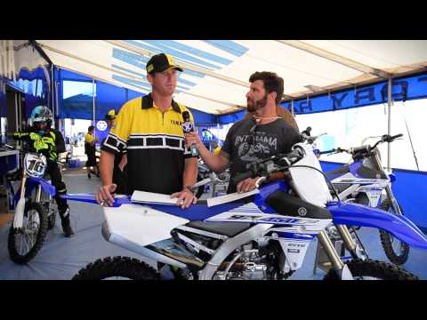 Racer X Films 2016 Yamaha YZF450 Intro