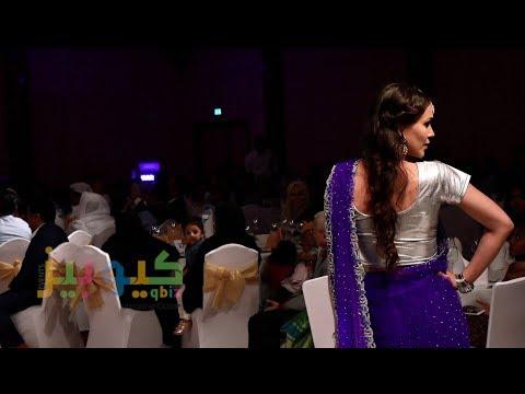 Indian Fashion Show Bombay Silk Centre 30th Anniversary Qatar - Qbiz Events