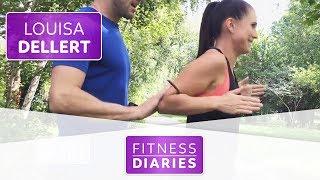 Lauftraining ohne Laufen? l Louisa Dellert l Folge 14 l Fitness Diaries