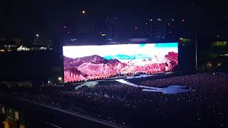 U2 With Or Without You - The Joshua Tree Tour, 8 November 2019, Auckland