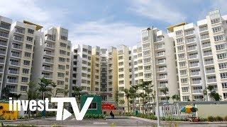 Số dự án chung cư tại Bình Dương tăng vọt