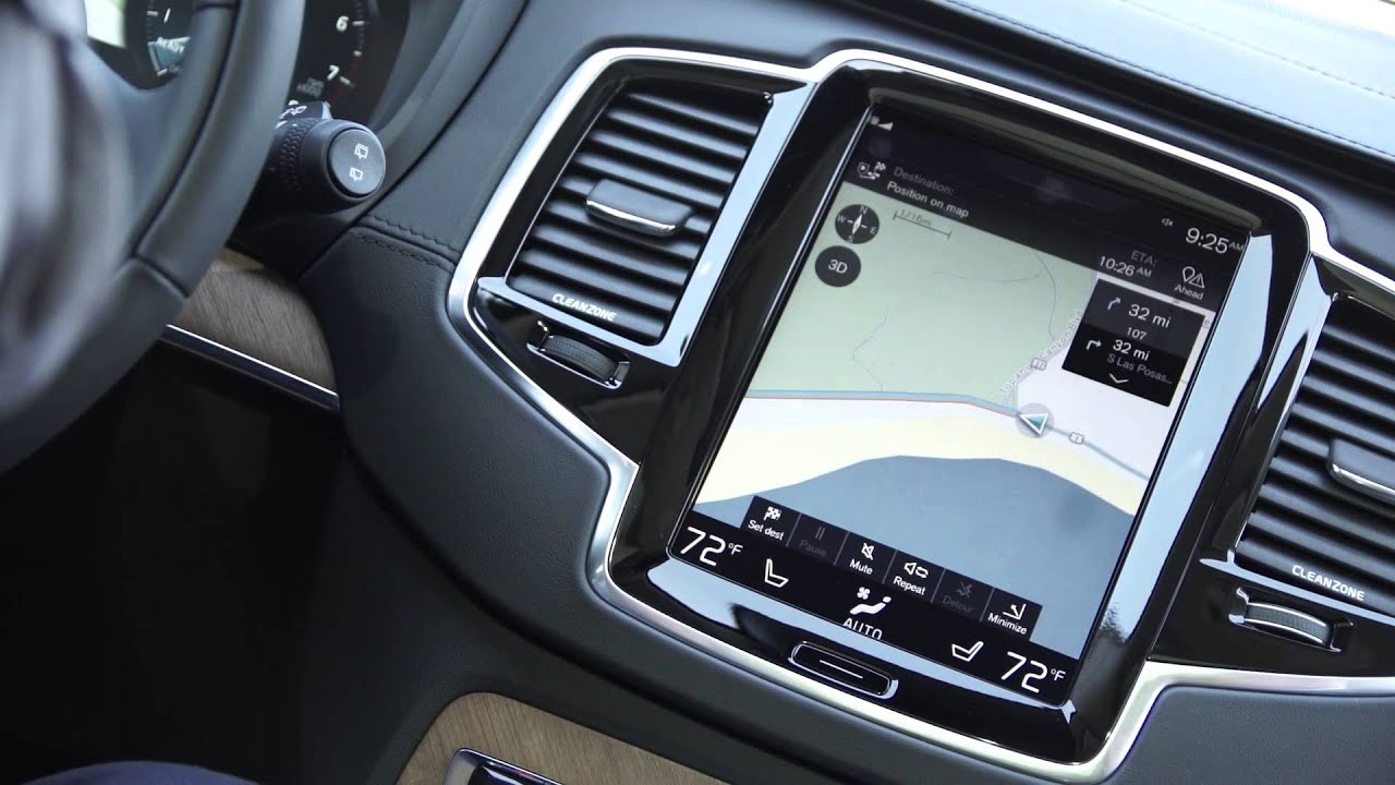 2016 Volvo XC90 T6 Inscription Test Drive - YouTube