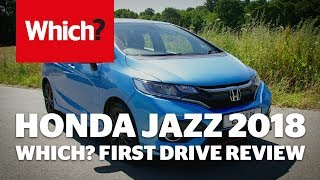 Honda Jazz Sport 2018 - Which? first drive review