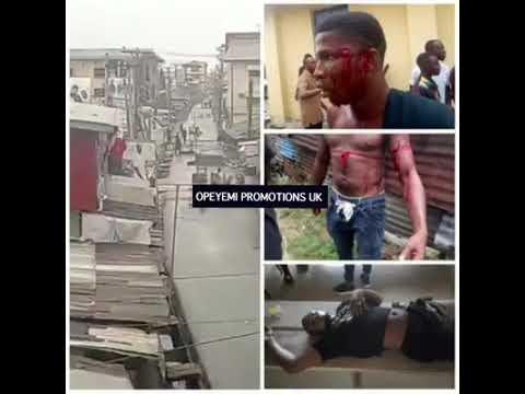 Download Nigerians election violence