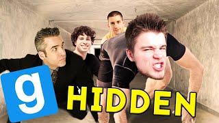 10 TYPA W JEDNYM KANALE WENTYLACYJNYM!   Garry's mod (With: EKIPA) #784 - Hidden [#59]