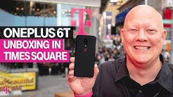 OnePlus 6T Live Event at Times Square | T-Mobile