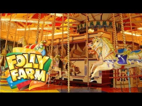 Folly Farm Adventure Park & Zoo Vlog August 2017