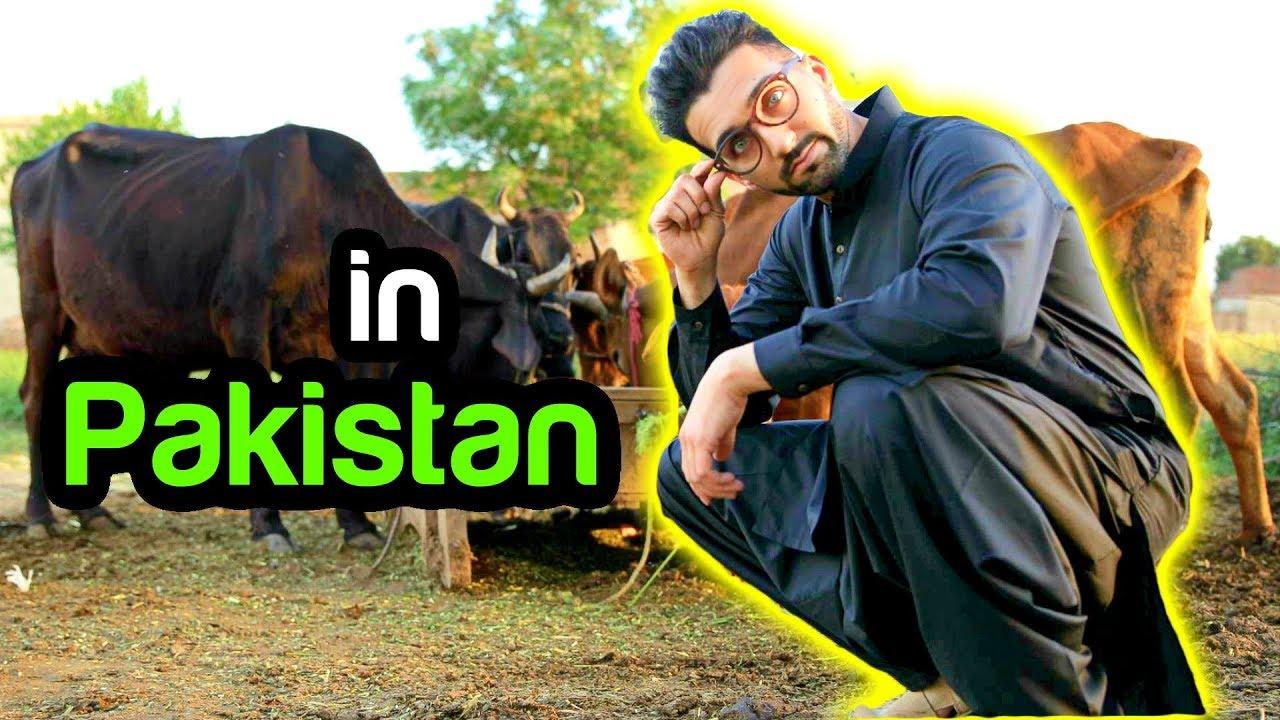 FAZAL-UD-DIN in PAKISTAN | Sham Idrees