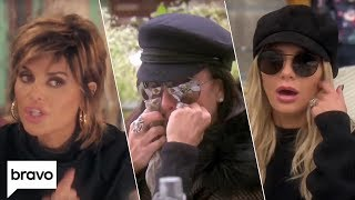 Kyle Makes An Emotional Confession & Lisa Rinna Defends Her Erika Costume | RHOBH Highlights(S9 E18)