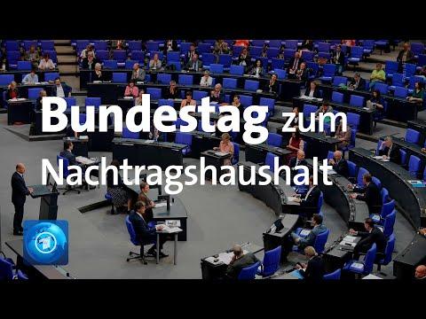Bundestag: Grundrente, Corona-Konjunkturpaket