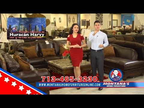Montanas Home Furniture Huracane Harvy Commercial Sept 2017