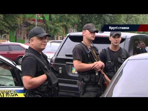 Милиция крышует нелегальные казино вокруг Киева - Достало! 13.07