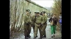 24-Februar 1990 am Brandenburger Tor        Zeitgeschichte live
