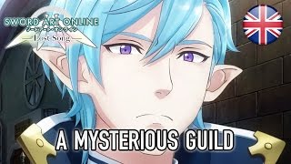 Video de Sword Art Online: Lost Song - PS4/PS Vita - The Mysterious Guild (English Trailer)