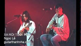 XA RỒI TUỔI THƠ - Guitar Solo