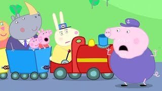 Peppa Pig Official Channel | Peppa Pig's Little Train Special