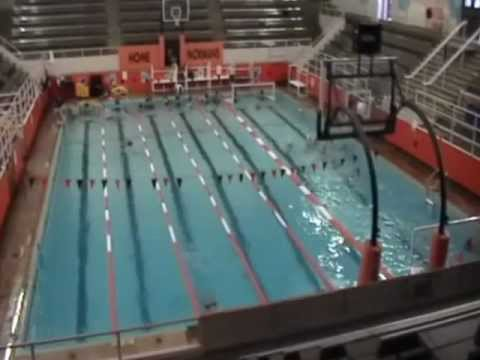 Beverly Hills High School Swimming Pool