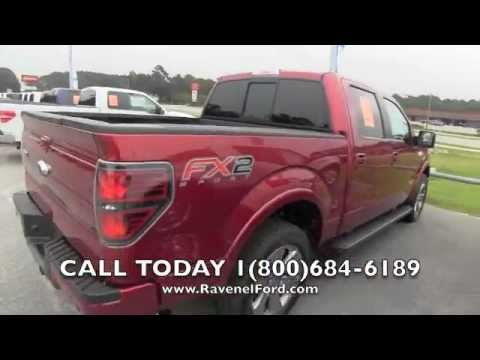 2013 FORD F150 FX2 SUPERCREW Review Car Videos * EcoBoost $98 Over Invoice @ Ravenel Ford Charleston