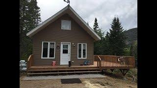 Chalet à louer #10 petit Lac Ha! Ha! Ferland et Boilleau, Saguenay,QC