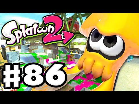 Snapper Canal! New Stage! - Splatoon 2 - Gameplay Walkthrough Part 86 (Nintendo Switch)