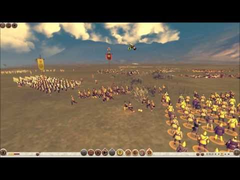 TW: Rome 2 WISHLIST + Online Battle #0131