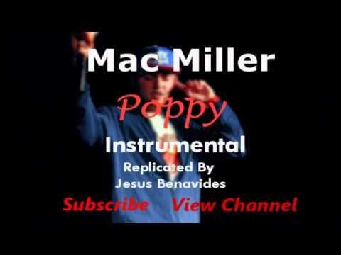 Mac Miller  Poppy instrumental