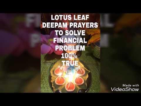 LOTUS LEAF PRAYERS