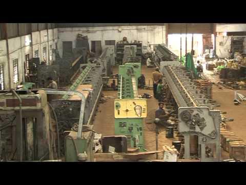 JUTE MACHINERY VIDEO CATALOG (BHOWMICK CALCULATORS)