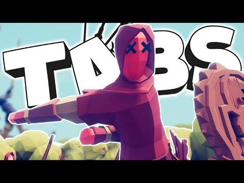 I'M WAY TOO GOOD AT THIS GAME | Totally Accurate Battle Simulator #6