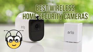 TOP 5: Best Wireless Home Security Cameras - Tech Bee 🐝