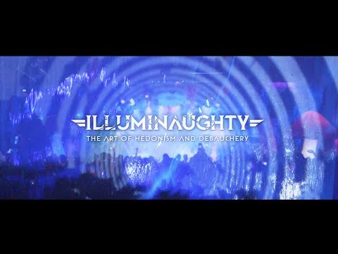 Want to take a trip beyond the looking glass!? : IllumiNaughty : 4K