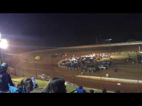 Donovan Tazewell Speedway 10/1/16