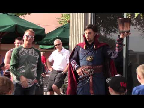 MARVEL Doctor Strange Mystic Arts Show at Disney's Hollywood Studios, Walt Disney World