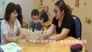 親子共讀繪本教學示範影片:0~2歲初階,教學目標:名詞--水果名稱