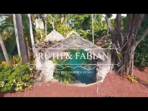 Secret Garden Wedding Story Ruth & Fabian