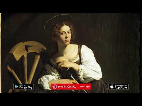 Thyssen Museum - Caravaggio - Madrid   Audio Guide   MyWoWo Travel App