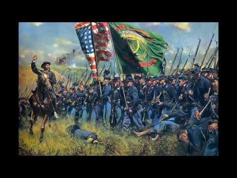 Union Battle Cry of Freedom, High Quality
