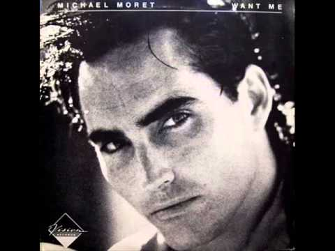 Michael Moret- Want Me (High Energy)