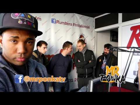 MrPonka - Entrevista con Unknown People en Zona Urbana (Rumbera Fm Valencia)