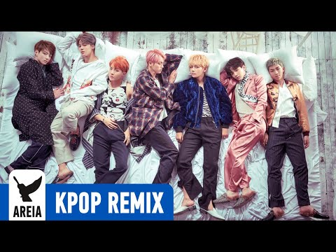 BTS - Blood Sweat & Tears | Areia Kpop Fusion #6 방탄소년단 _ 피 땀 눈물