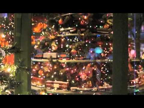 6cdb2f57cad Macy s Santa Land New York City - YouTube