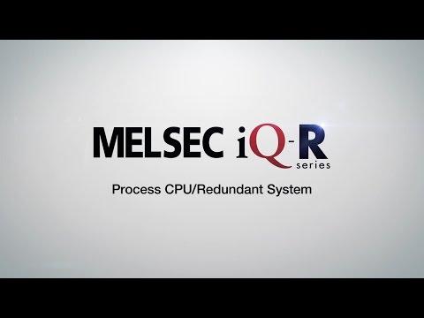 MELSEC iQ-R  Process CPU/Redundant System