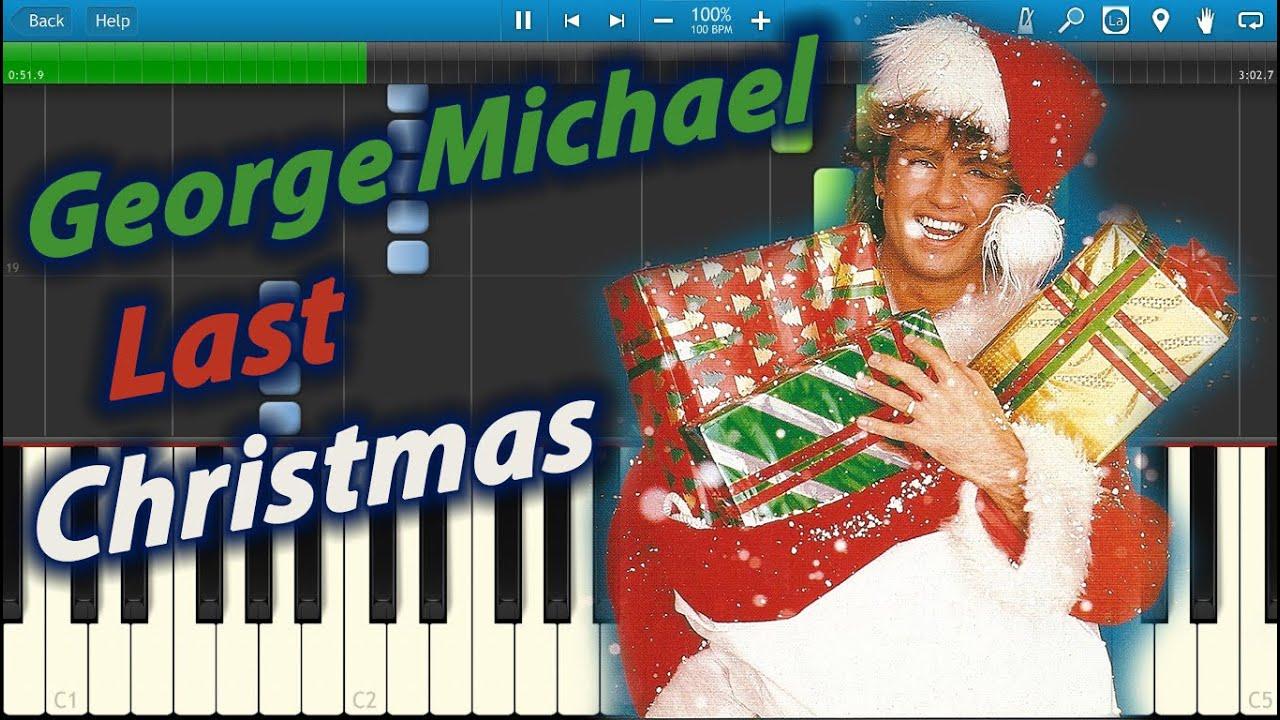 George Michael Last Christmas