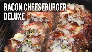 Bacon Cheeseburger Deluxe Recipe Bbq Pit Boys Style