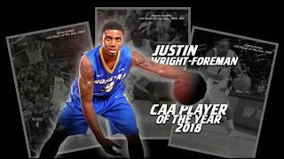 Justin Wright-Foreman Junior Year Highlights | Hofstra Men